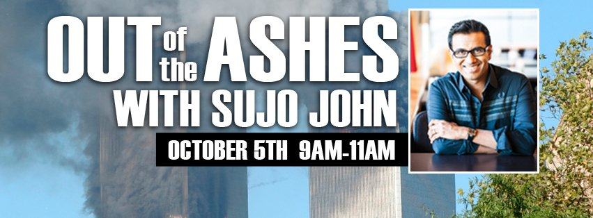 Following the fateful events of September 11, 2001, Sujo John was launched into an international motivational speaking career. Six months previous to the terrorist attacks on the two World Trade […]